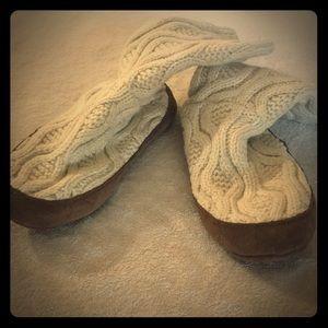 L.L. Bean Knit Slippers